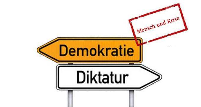 Macht und Krisen. Krisen in Demokratien und Diktaturen