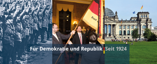 Reichsbanner Schwarz-Rot-Gold, Bund aktiver Demokraten e.V., Berlin