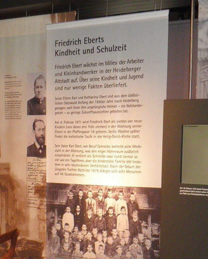 Stiftung Reichspräsident Friedrich Ebert Gedenkstätte