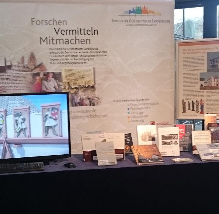 Institut für Geschichtliche Landeskunde an der Universität Mainz e.V.